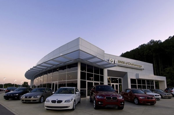 BMW-Minnetonka Car Dealership