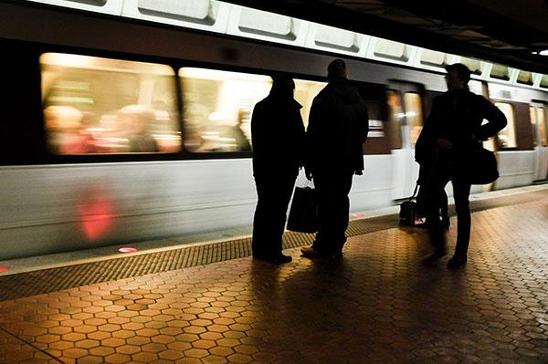 DC-Metro-station