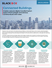 Connected Buildings Overview